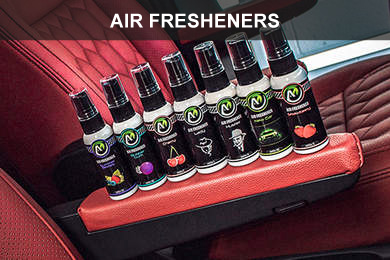 Air Freseheners Alien Magic Luxembourg Luxury Car Care