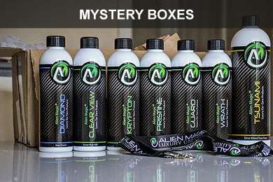 Mystery Boxes Alien Magic Luxembourg Luxury Car Care
