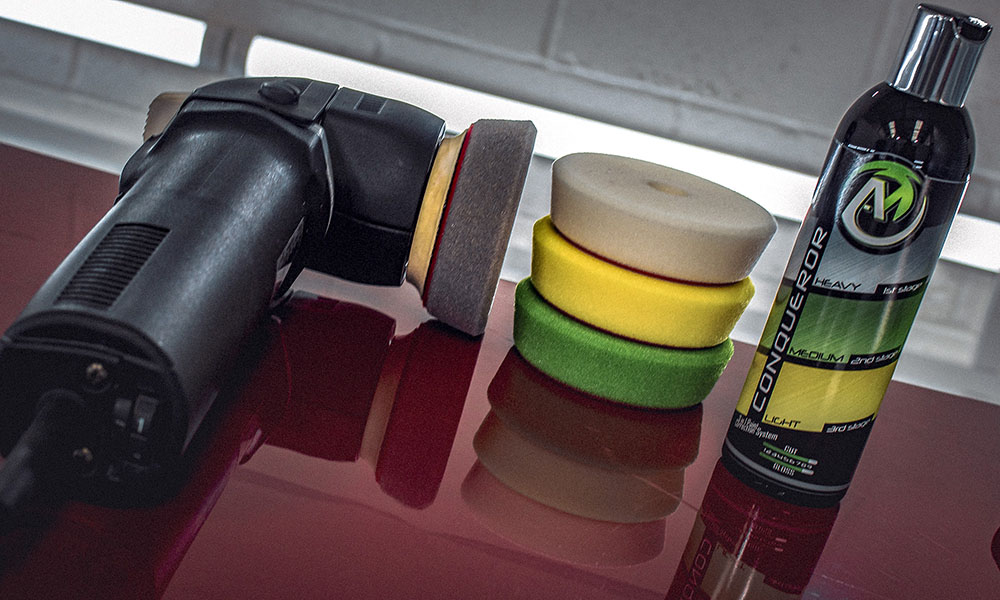 3 in 1 Paint Correction Compound Alien Magic Luxembourg