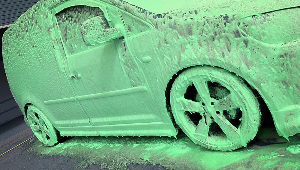 Alien Magic Gamma Green Snow Foam Luxembourg