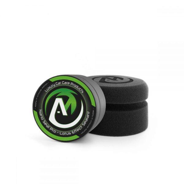 "Advanced Lotus Effect Sealant 50ml Glass Jar + 3"" Applicator + Plush Cloth Alien Magic Luxembourg"