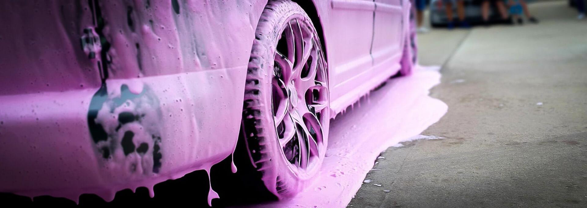 Purple Haze Snow Foam Alien Magic Luxembourg