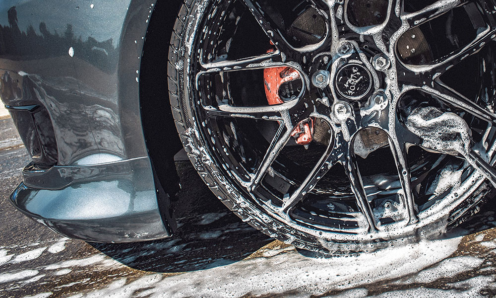 Rim X Wheel & Tyre Soap Alien Magic Luxembourg